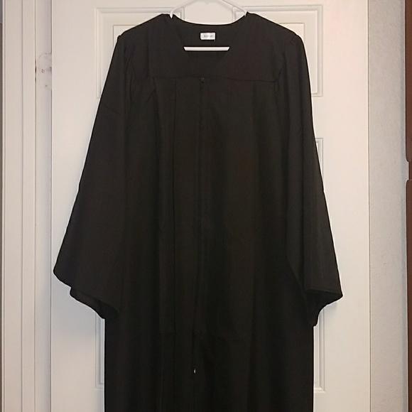Other | Black Graduation Gown | Poshmark
